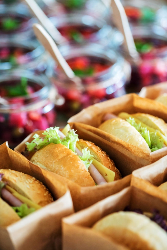 corporate event catering toronto