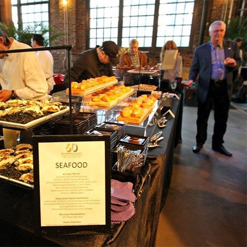 Buffet Style Catering - Event Catering Near Me - Toronto